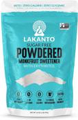 Lakanto Powdered Monkfruit Sweetener - 1:1 Powdered Sugar Substitute, Zero Calorie, Keto Diet Friendly, Zero Net Carbs, Zero Glycemic, Baking, Extract, Sugar Replacement, 16 oz