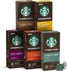Starbucks by Nespresso Best Seller Variety Pack packaging may vary, Original, 50 Count