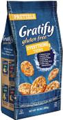 Gratify Gluten Free Everything Pretzel Thins, 10.5 oz