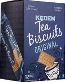 Kedem Tea Biscuits Original, 12 Pack
