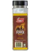 Lieber's Ground Black Pepper, 11 oz