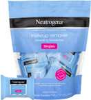 Neutrogena Facial Cleansing Towelette Makeup Removr Singles, 20 Count