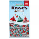 Hershey's Kisses Milk Chocolate Holiday Candy Bag, 52 oz