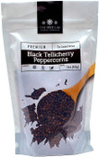 The Spice Whole Black Tellicherry Peppercorns for Grinder Refill, 16 oz