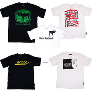 Assorted Moose Tee Shirt - Medium