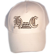 Hardcore Infantry Hat White Flexfit OSFA