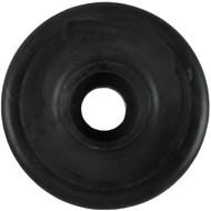 Quad/Roller Skate Wheels - 62mm x 32mm Black 99a