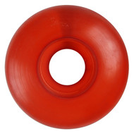 Blank Wheel - 50mm Red Gel (Set of 4)