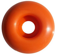 Blank Wheel - 50mm Orange (Set of 4)