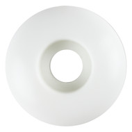 Blank Wheel - 48mm White (Set of 4)