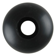 Blank Wheel - 48mm Black (Set of 4)