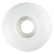 Blank Wheel - 53mm White (Set of 4)