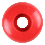 Blank Wheel - 50mm Red (Set of 4)