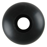 Blank Wheel - 53mm Black (Set of 4)