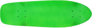 "Moose Deck 8"" x 26.5"" Neon Green Cruiser"