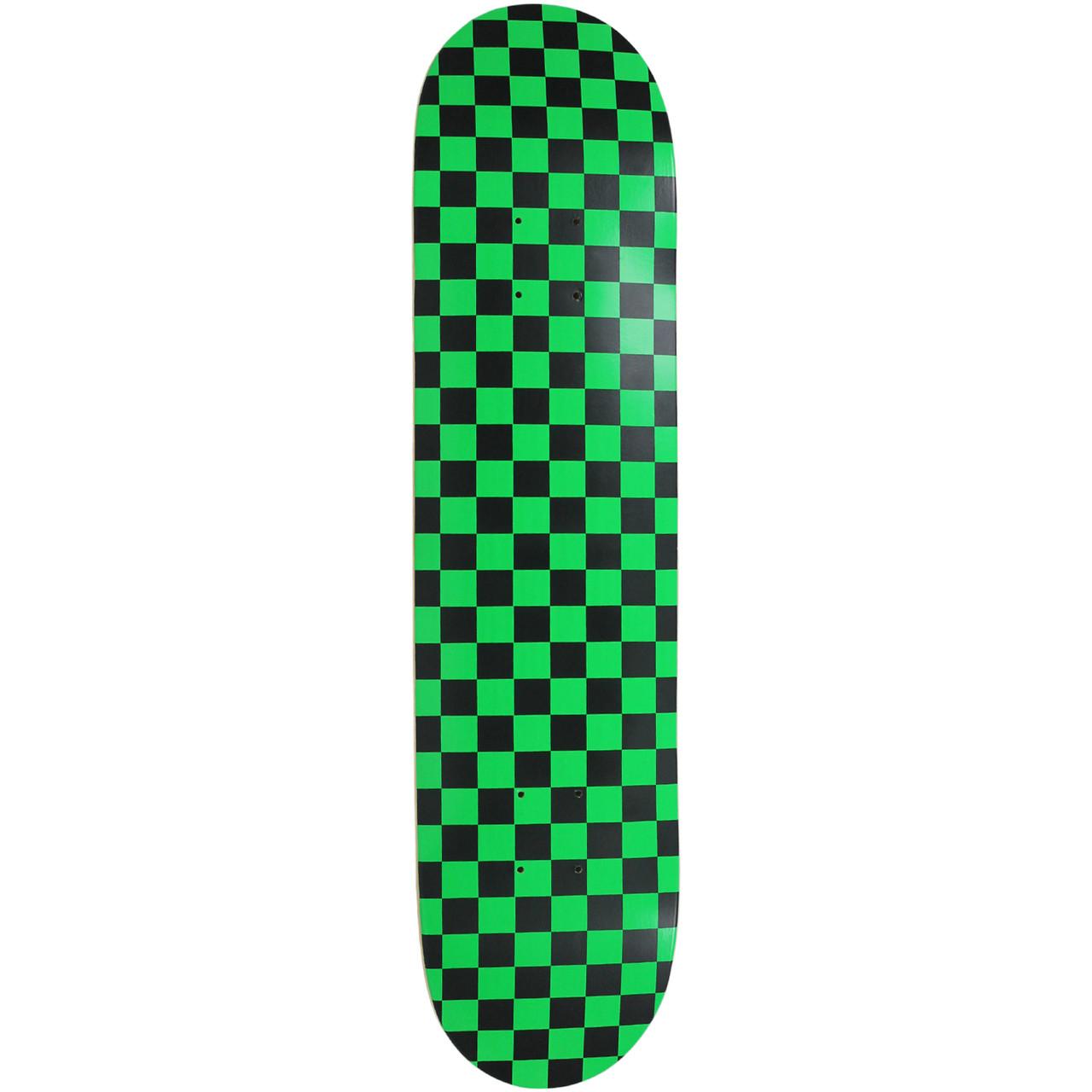 MOOSE Blank SKATEBOARD DECK 8.25 BLACK Skateboards