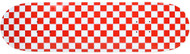 Moose - Checkered Red/White Deck 7.5""