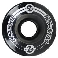 Kryptonics Wheel Classic Black 65mm