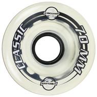 Kryptonics Wheel Classic Clear 70mm