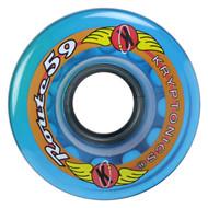 Kryptonics Wheel Route Blue 59mm