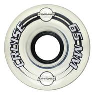 Kryptonics Wheel Cruise Clear 65mm