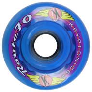Kryptonics Wheel Route Blue 70mm