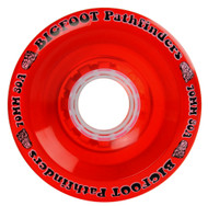 Bigfoot Wheel - 70mm 80a Pathfinders Red