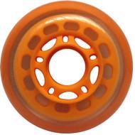 Inline wheel - Orange 76mm 83a
