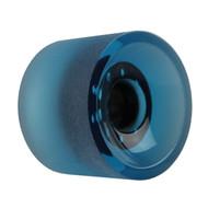 Longboard Wheel - 70mm 82a Shaved Blue