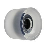 Longboard Wheel - 70mm 82a Shaved Clear