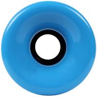 Longboard Wheel - 70mm 78a Offset Solid Blue