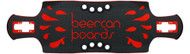 "Beercan Boards - 42"" Oat Soda Deck Red"