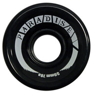 Paradise Wheels - 59mm 78a Cruisers Black