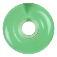 Blank Wheel - 53mm Green Gel (Set of 4)