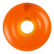 Blank Wheel - 53mm Orange Gel (Set of 4)