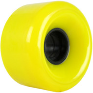 65mm Smooth Yellow USA Wheel 78A