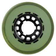 70mm Smooth Clear Smoke USA Wheel 78A