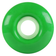 Blank Gloss Wheel - 53mm Kelly Green (362C) Set of 4