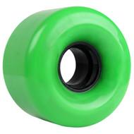 62mm x 40mm 83A Wheel 362C Green