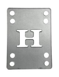 H-Block Riser Pad (Individual) - 4mm Clear