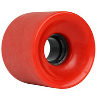 62mm x 51.5mm 83A Wheel 186C Red Stoneground