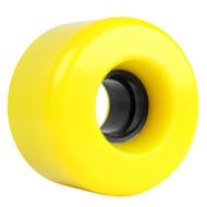 63mm x 40mm 83A Wheel 012C Yellow