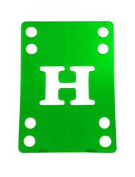 H-Block Riser Pad (Individual) - 4mm Green