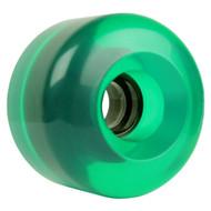 70mm x 46mm 83A Wheel 341C Green Clear