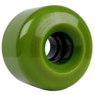 70mm x 46mm 83A Wheel 7496C Green