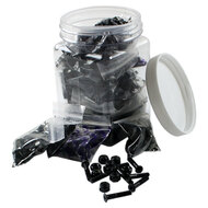 Dimebag Hardware - 25sets Phillips Black