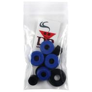 Dimebag Hardware Bushing Kit Blue 88A