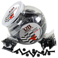 Dimebag Hardware - 50sets Phillips Black