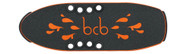 "Beercan Boards - 24"" Microbrewster Deck Sunburst Orange"