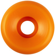 Blank Wheel - 54mm Orange Conical (Set of 4)